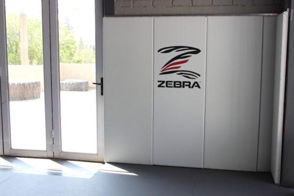 Apex Zebra Wall Pads