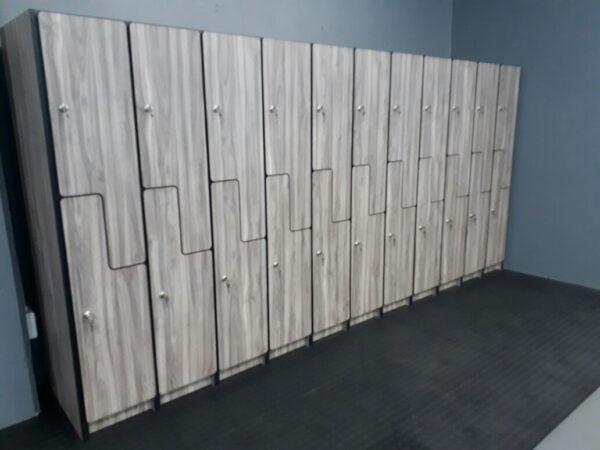 Z-Lockers
