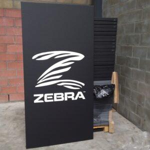 Set of Zebra Mats 70