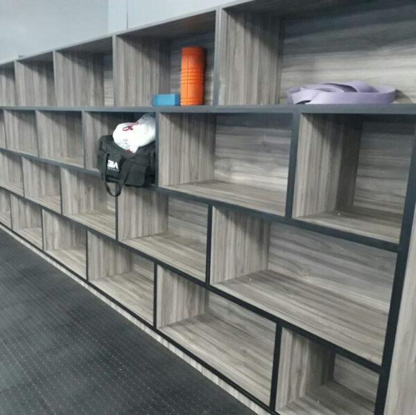 Gym Storage Cube Set