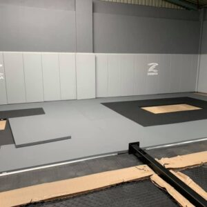 Warehouse MMA Zebra Installation