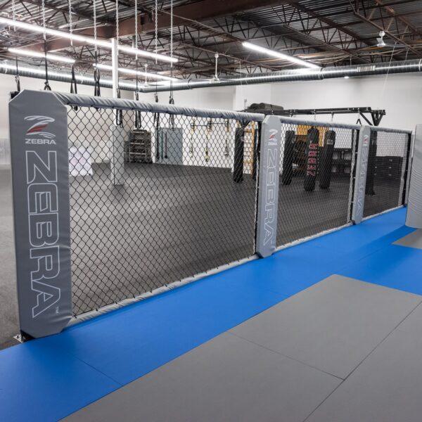 Zebra Cage Panels