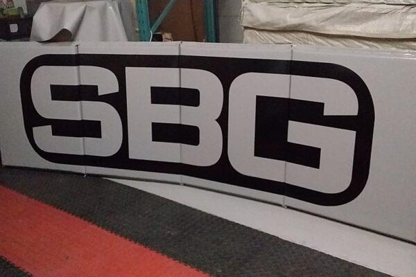 SBG custom wallpads